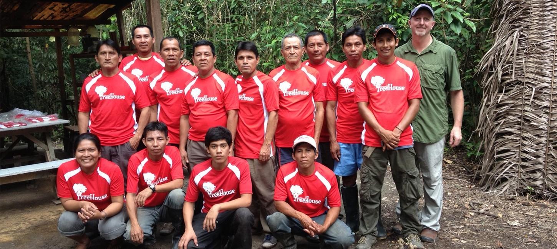 amazon rainforest lodge peru