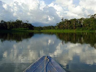 amazon river resort
