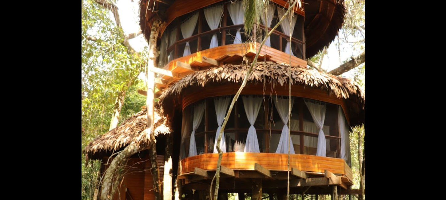 treehouses iquitos