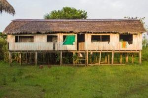Treehouse Lodge ayuda a pobladores