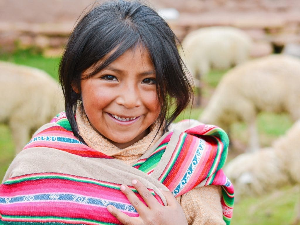 how to help in Peru