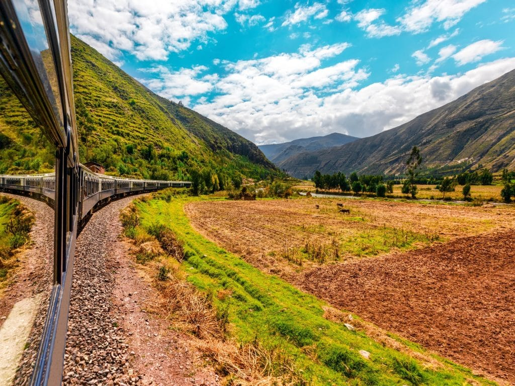 information about the train to Machu Picchu