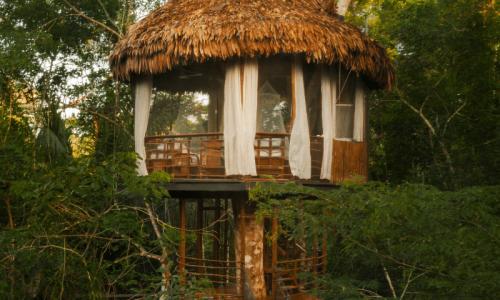 el mejor hotel de la selva peruana